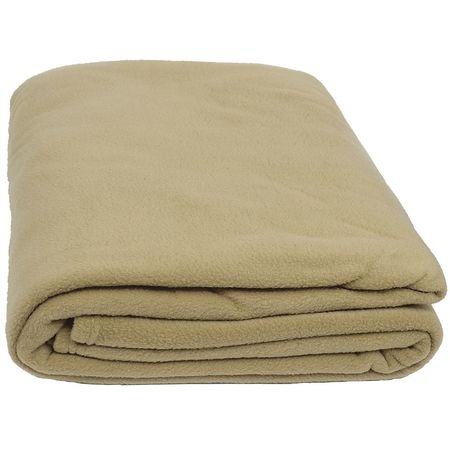 Fleece Blanket, Full, 80 x 90 In.
