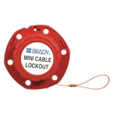 Cable and Pneumatic Lockouts