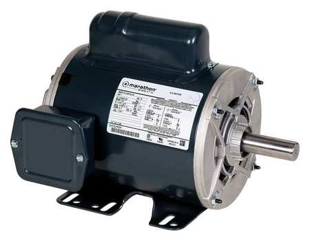 Air Compr Mtr, 1.5 HP, 3450rpm, 115/230V, 56