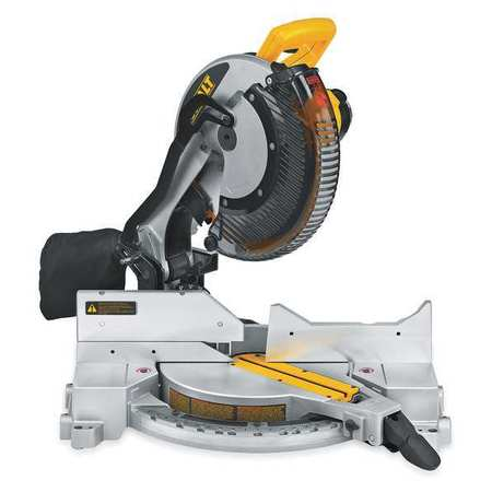 "15 Amp,  12"" dia. Compound Miter Saw,  120 V,  4000 RPM"