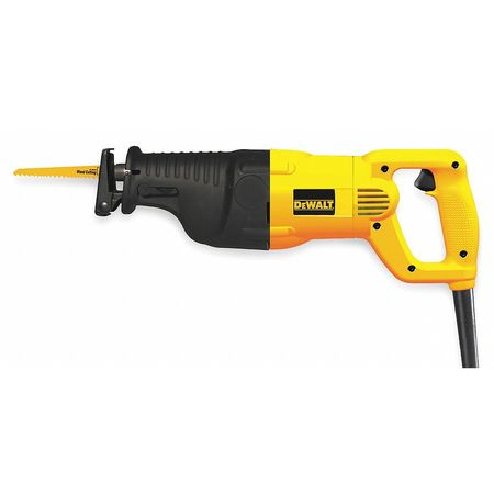 Reciprocating Saw Kit, 0 to 2700 spm, 120V
