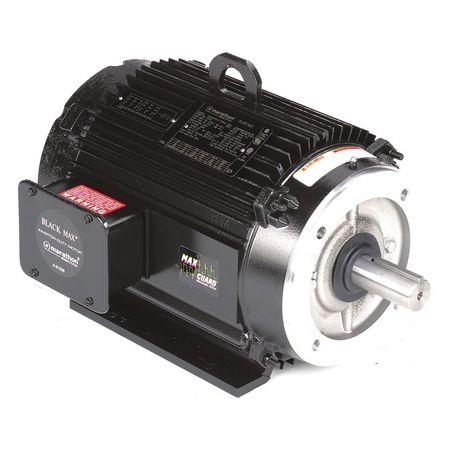 Vector Motor, 22.3 lb-ft, 7.5 HP, 230/460 V