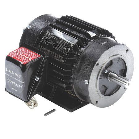 Vector Motor, 6.0 lb-ft, 1 HP, 230/460 V