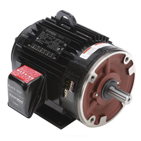 Vector Motor, 9.0 lb-ft, 2 HP, 230/460 V