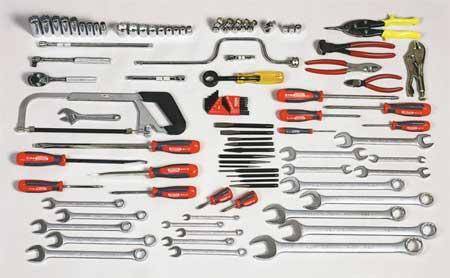 Facility Maintenance Tool Set,  Tool Box