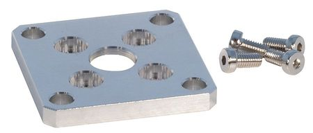 Flange Plate, 40mm Bore