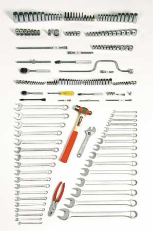 Facility Maintenance Tool Set, 179-Pieces