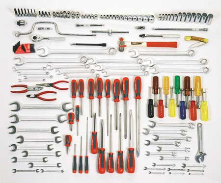 Facility Maintenance Tool Set, 148-Pieces