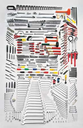 Master Tool Set, Add-On, 138-Pieces