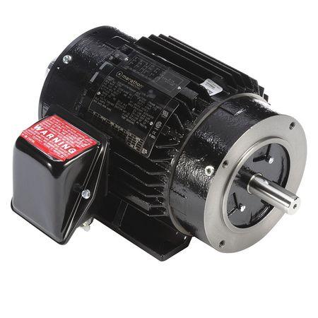 Vector Motor, 6.0 lb-ft, 2 HP, 230/460 V