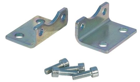 Foot Bracket, 40mm Bore