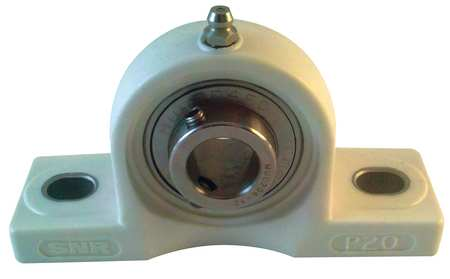Pillow Block Bearing, Ball, 40mm Bore