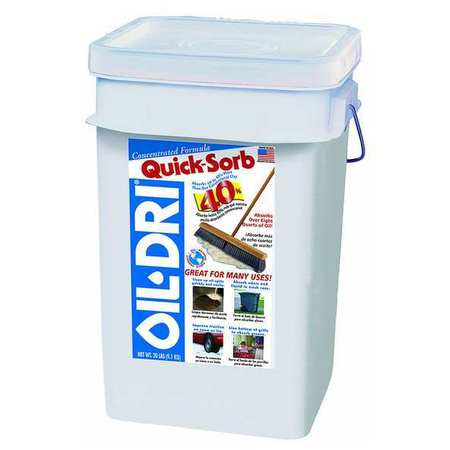 Maintenance Absorbent, 20 lb., Pail
