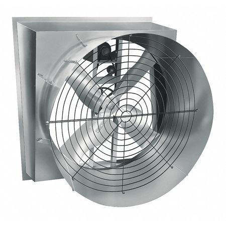 Agricultural Exh Fan, 54 In, 115/230 Volt
