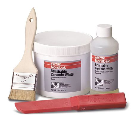 Epoxy, Brushable