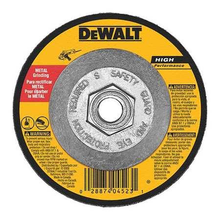 Depressed Ctr Wheel, T27, 6x3/32x5/8-11, AO