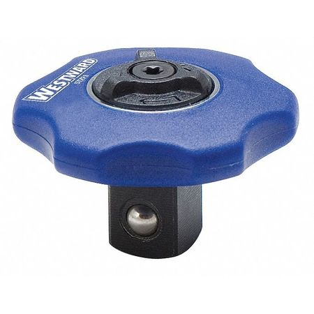 "Thumbwheel Ratchet, 1/2"" Dr, 1-1/2"" L"