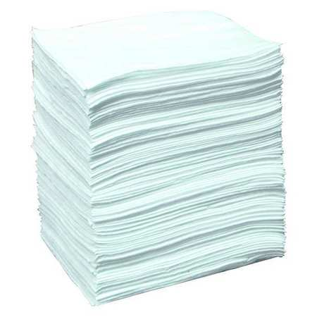 Absorbent Pads, 19 In L, PK100