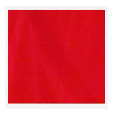 Throwaway Flag, Red/Orange, 12x12In, PK100