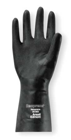 Chemical Resistant Glove, PR