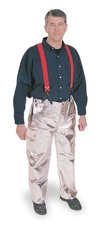 Overpants,  Aluminized Thermonol,  XL