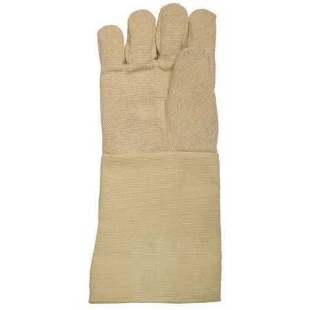 Heat Resist Gloves, Tan, Thermonol, PR