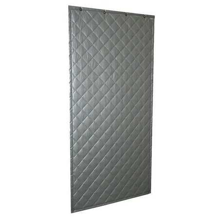 Wall Blanket,  Noise Absorbing,  Gray