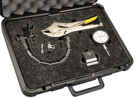 Indicator Inspection Kit, 0 to 1 In, 0-100