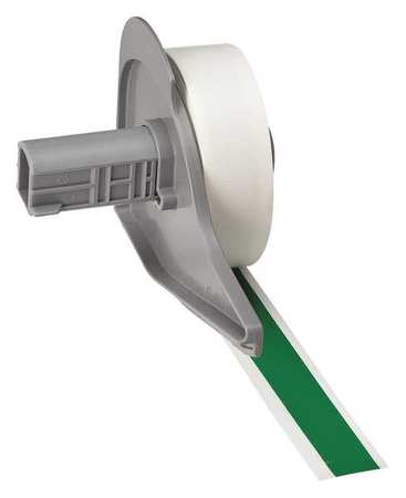 Tape, Green, 1/2 In. W, 50 ft. L