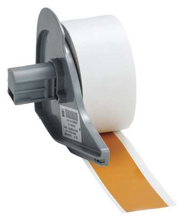 Tape, Ochre, 50 ft. L, 1 In. W