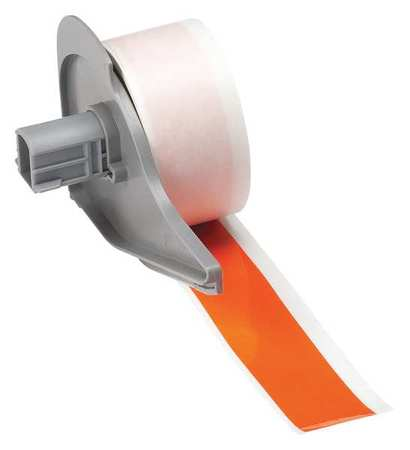 Tape, Orange, 1 In. W, 50 ft. L
