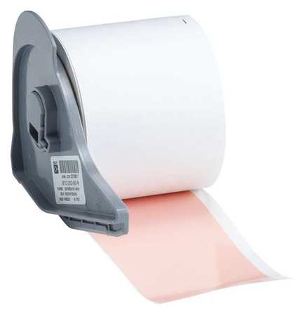 Tape, Pink, 50 ft. L, 2 In. W