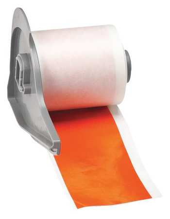 Tape, Orange, 2 In. W, 50 ft. L