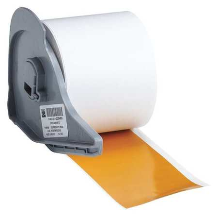 Tape, Ochre, 50 ft. L, 2 In. W