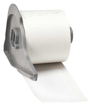 Tape, White, 50 ft. L, 2 In. W
