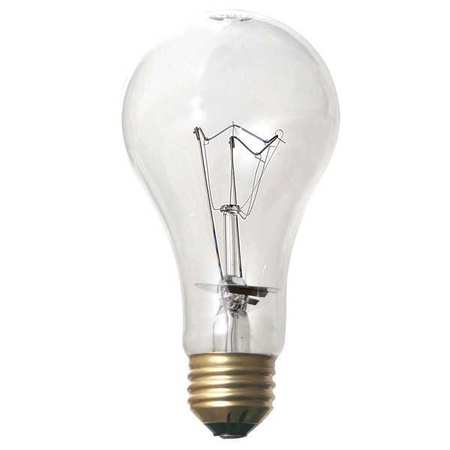AERO-TECH 60W,  A19 Incandescent Light Bulb