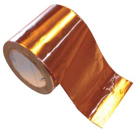 Copper Flashing, 4in x 25ft