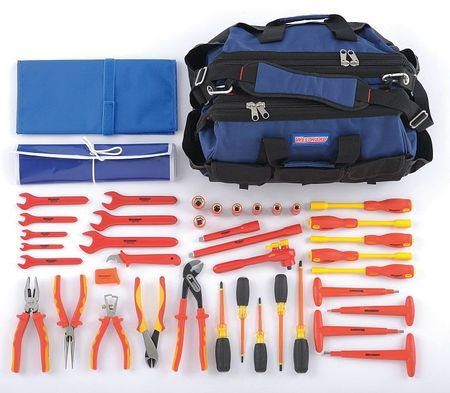 Insulated Tool Set, 40 pc.