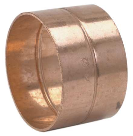 "2"" NOM C Copper DWV Coupling"