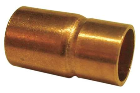 "1"" x 3/8"" NOM C x FTG Copper Reducing Adapter"
