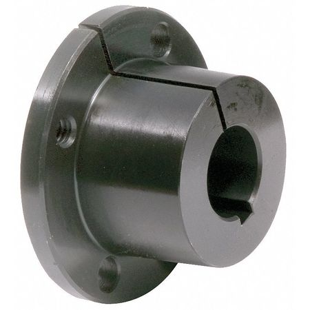 QD Bushing, Series QT, Bore Dia. 1/2 In