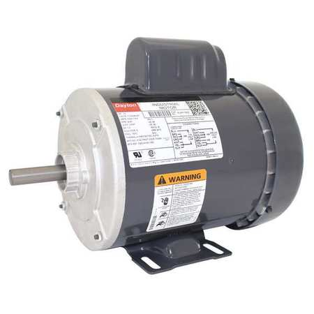 GP Mtr, CS, TEFC, 1/2 HP, 3450 rpm, 56