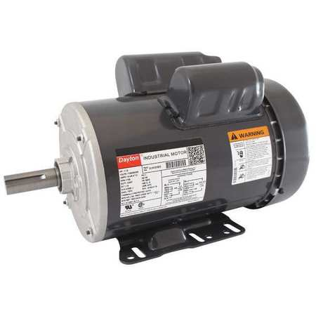 GP Mtr, CSCR, TEFC, 1-1/2 HP, 1725 rpm, 56HZ