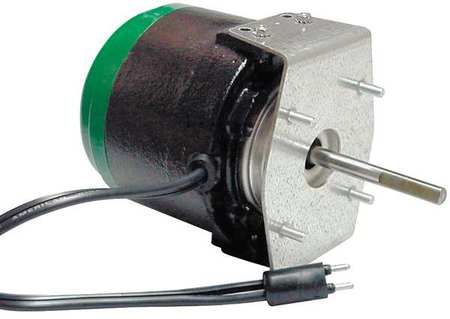 ECM Unit Bearing Motor,  1/10th HP,  208-230 Volt,  Walk-In Cooler Motor