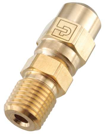 Purge Valve, 1/4 In, Up to 3000 psi