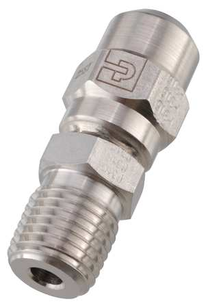 Purge Valve, 1/4 In, Up to 4000 psi