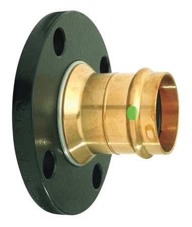 Adapter Flange, 1-1/2""
