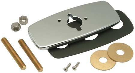 Cover Plate,  4 In.