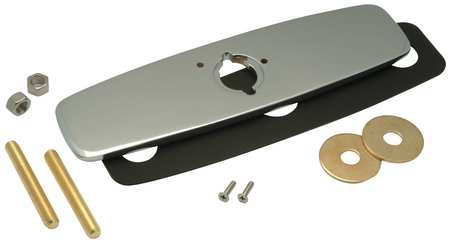 Cover Plate,  8 In.