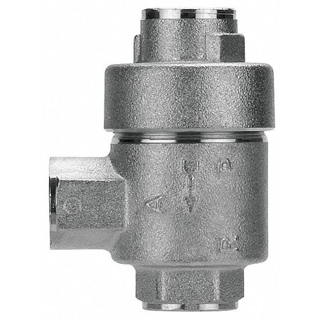 Exhaust Valve, FNPT, Pipe Size 3/4